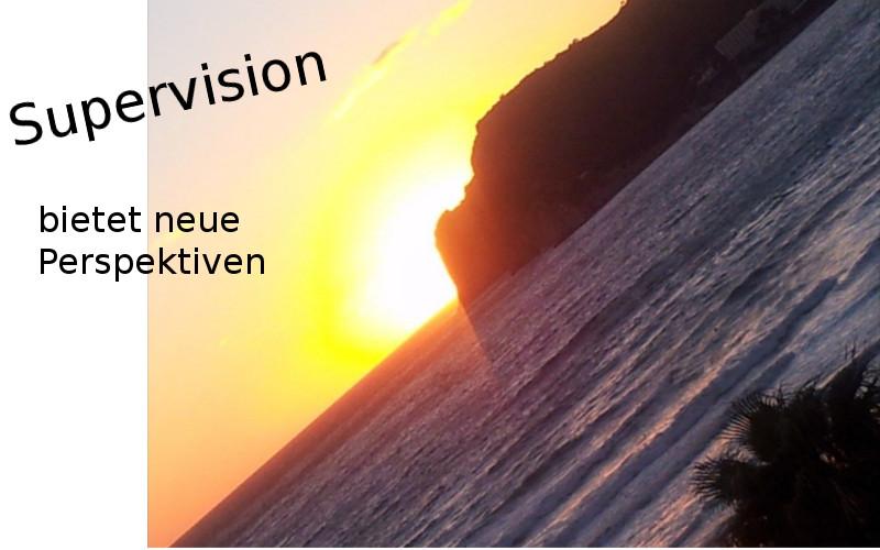 Bild: Supervision bietet neue Perspektiven